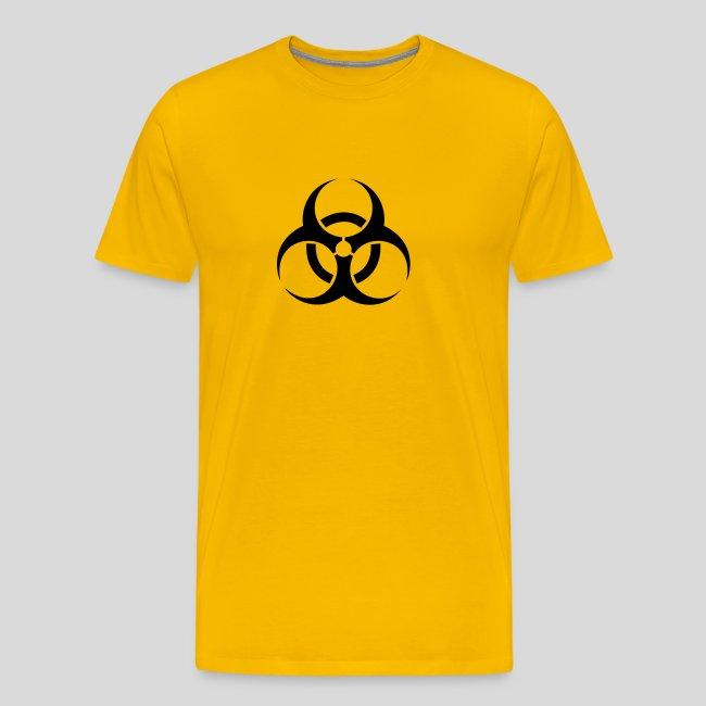 Cancer Tees Hazard Mens Premium T Shirt