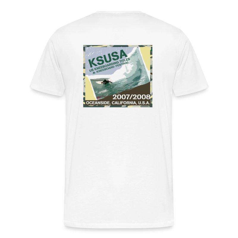 2007/08 Oceanside - Men's Premium T-Shirt