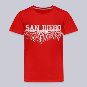 My San Diego Roots - Toddler Premium T-Shirt