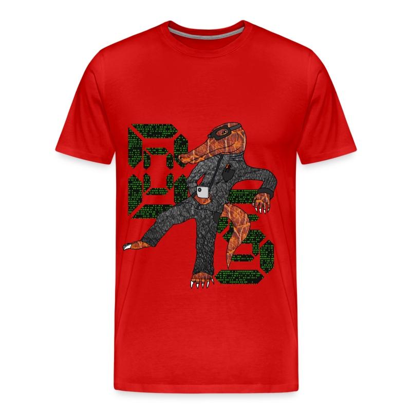 Tech Geck (Titan Size) - Men's Premium T-Shirt