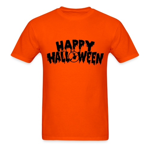 HAPPYHALLOWEEN - Men's T-Shirt