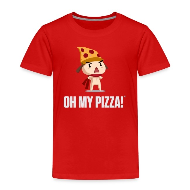 Oh My Pizza - Toddlers ANY COLOR