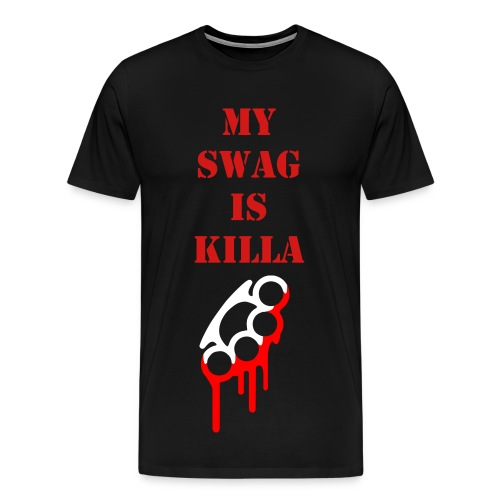 My Swag Killa  - Men's Premium T-Shirt