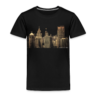 Baby & Toddler Shirts ~ Toddler Premium T-Shirt ~ I Love This City