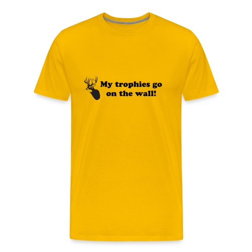 Trophy T-shirt - Men's Premium T-Shirt