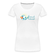Women's T-Shirts ~ Women's Premium T-Shirt ~ Attitude Activist T-shirt