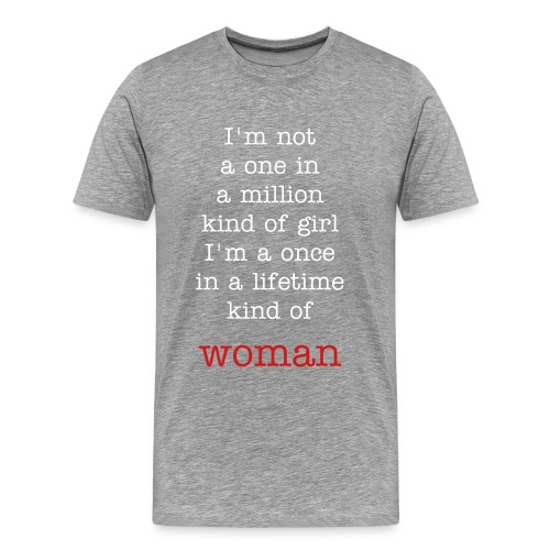 ONE IN MILLION - Men's Premium T-Shirt