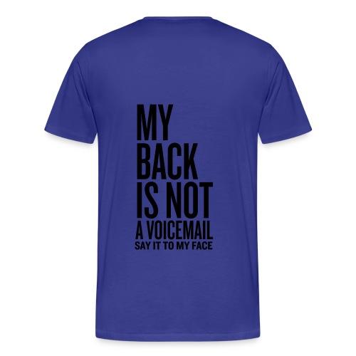 Laugher - Men's Premium T-Shirt