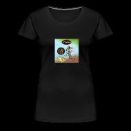 T-Shirts ~ Women's Premium T-Shirt ~ Caffeine fairy