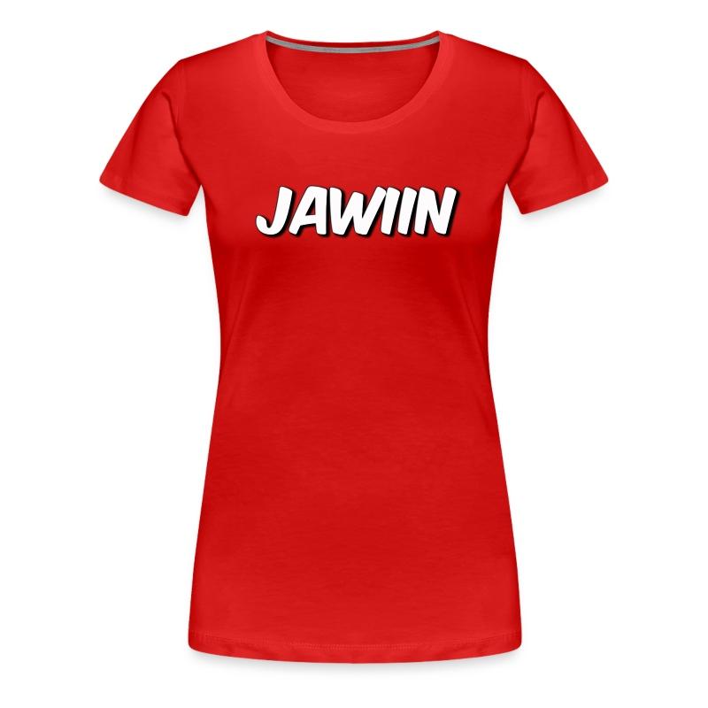 Official Jawiin T-Shirt (Women) - Women's Premium T-Shirt