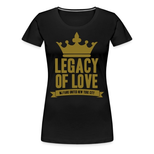 Golden Legacy - Women's Premium T-Shirt