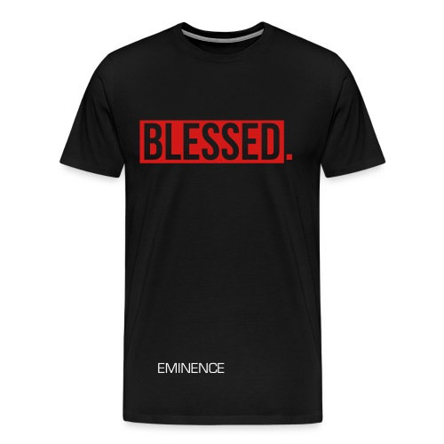BLESSED. T-Shirt - Men's Premium T-Shirt