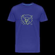 T-Shirts ~ Men's Premium T-Shirt ~ popped