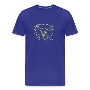 popped - Men's Premium T-Shirt