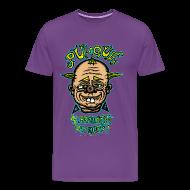 T-Shirts ~ Men's Premium T-Shirt ~ Pulque 4 President! (Mens T-Shirt)