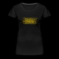 Women's T-Shirts ~ Women's Premium T-Shirt ~ Chad Vader