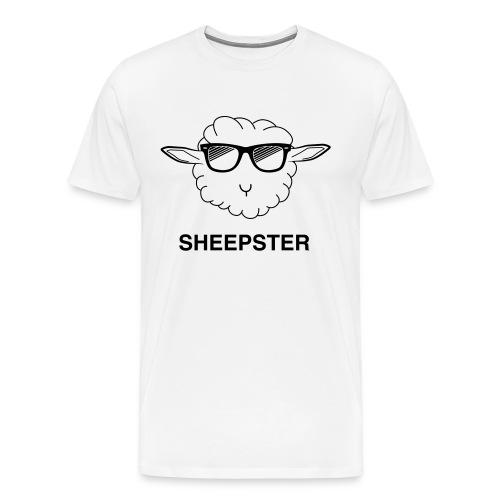 SHEEPSTER - Men's Premium T-Shirt