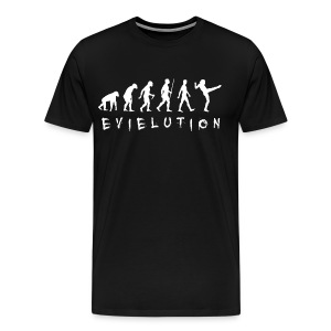 Evielution 3XL/4XL T-Shirt - Men's Premium T-Shirt