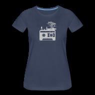 T-Shirts ~ Women's Premium T-Shirt ~ Kick It In The Ass (Swan Song)