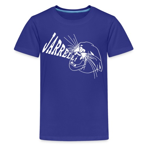 Happy Cougar for Kids - Kids' Premium T-Shirt