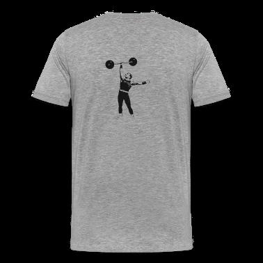 STRONG MAN T-Shirts