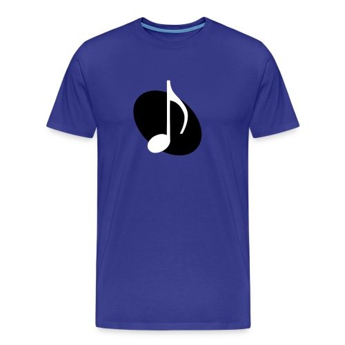 Black Music Emblem - Men's Premium T-Shirt