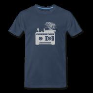 T-Shirts ~ Men's Premium T-Shirt ~ Kick It In The Ass (Swan Song)