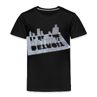 Baby & Toddler Shirts ~ Toddler Premium T-Shirt ~ Detroit Loose Leaf