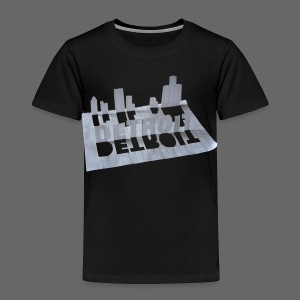 Detroit Loose Leaf - Toddler Premium T-Shirt