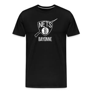 Bayonne Nets - Men's Premium T-Shirt