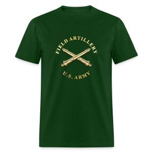 FA Branch Insignia - Men's T-Shirt