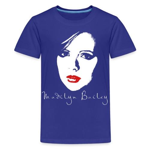 Madilyn Face - Kids' Premium T-Shirt