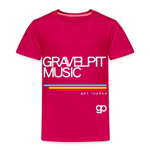 Gravelpit Music - Toddler Premium T-Shirt
