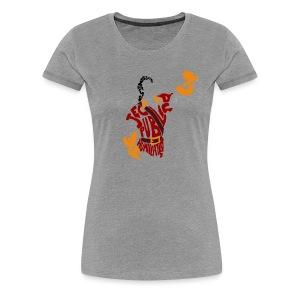 Women's What a Guy - Women's Premium T-Shirt