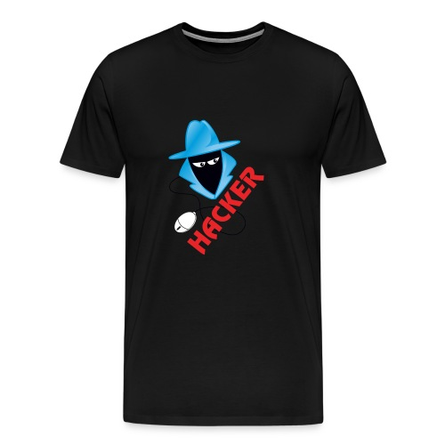 Hacker Shirt - Men's Premium T-Shirt