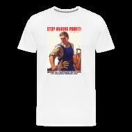 T-Shirts ~ Men's Premium T-Shirt ~ Article 11284299
