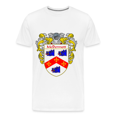 McDermott Coat of Arms/Family Crest