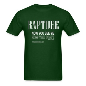 Rapture: Now You See Us, Now You Don't - Men's T-Shirt