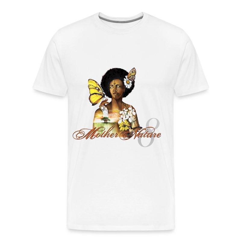 Mother Nature VIII 2012   Unisex tee - Men's Premium T-Shirt