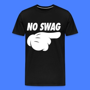 No Swag T-Shirts - stayflyclothing.com - Men's Premium T-Shirt