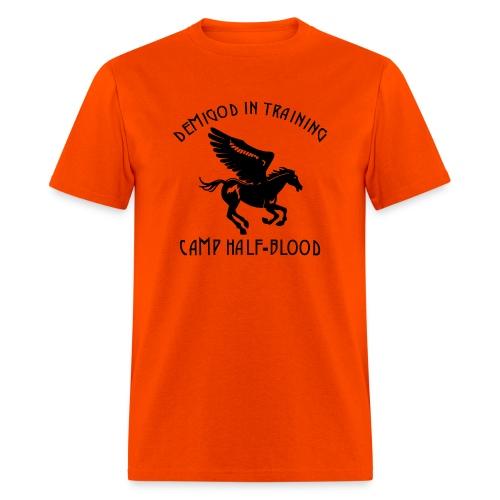 Pegasus CAMP Half-Blood Men's T-Shirt - Men's T-Shirt