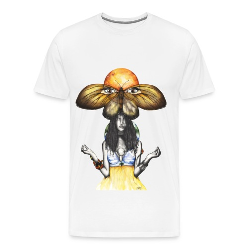 Mother Nature IX  Unisex tee - Men's Premium T-Shirt