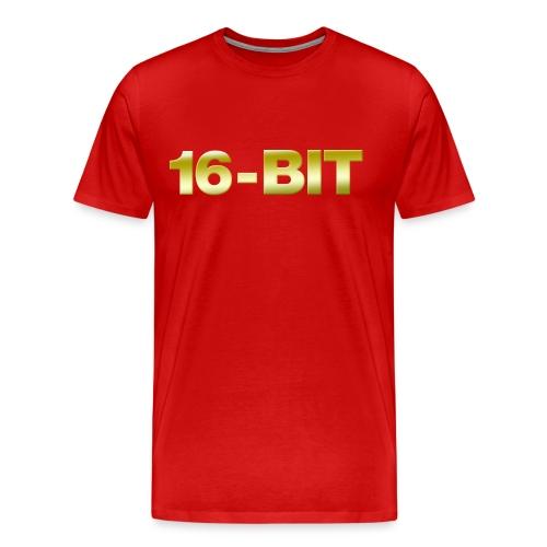 16 Bit - Men's Premium T-Shirt