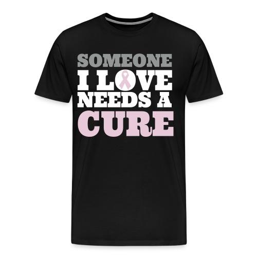 Cure. - Men's Premium T-Shirt