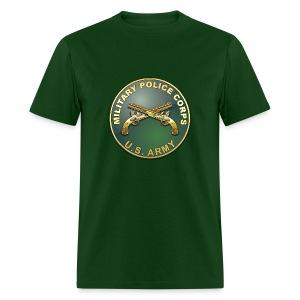 MP Branch Plaque - Men's T-Shirt