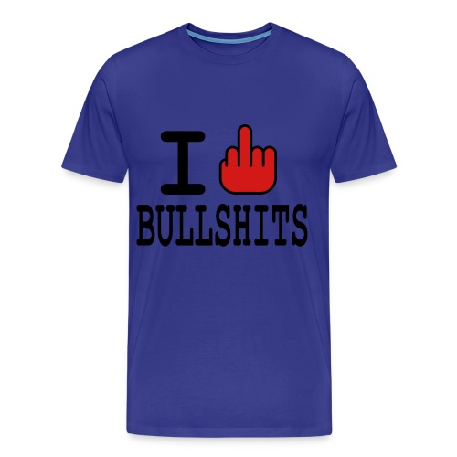 haha - Men's Premium T-Shirt