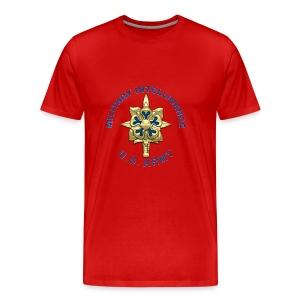 MI Branch Insignia - Men's Premium T-Shirt