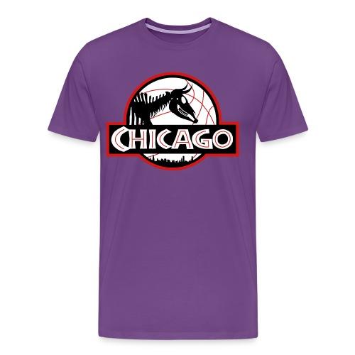 Highstyle Clothing Chicago Raptors Men - Men's Premium T-Shirt