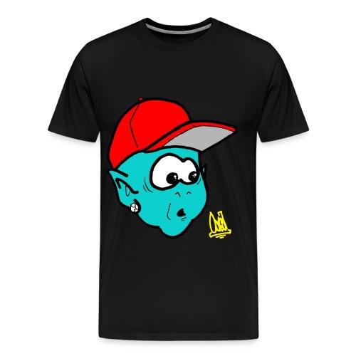 Goblin Head - Men's Premium T-Shirt