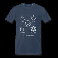 T-Shirts ~ Men's Premium T-Shirt ~ Article 11315276